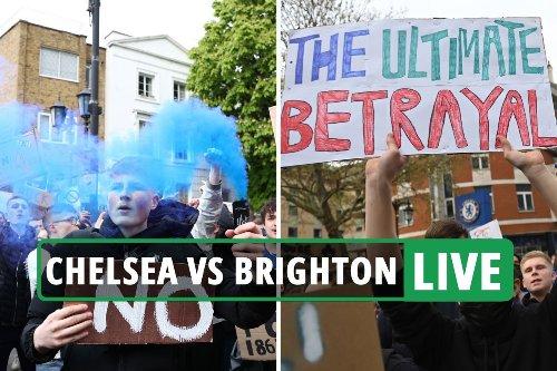 Chelsea vs Brighton LIVE: Follow all the latest from Premier League clash