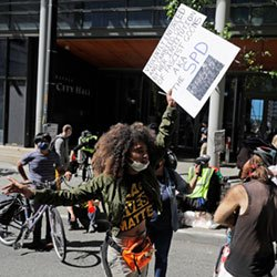 Report: SPD Stops Black People, Native Americans More