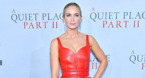 Emily Blunt's 'English' Western Starts Filming