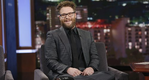 Seth Rogen is Launching a Personal Podcast