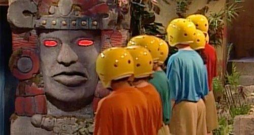 'Legends of the Hidden Temple' Reboot Heads to CW