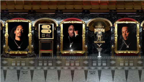 Death Row Records Launches 'The Death Row Experience' Virtual Museum Recollective Celebrating 30th Anniversary Of Label