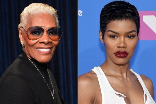 Teyana Taylor Updates Fans On Dionne Warwick Biopic Series