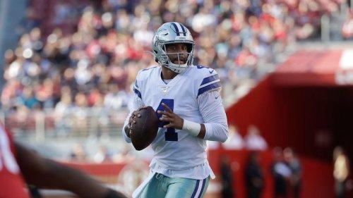 "SOURCE SPORTS: Cowboys' Dak Prescott and Ezekiel Elliott Jointly Filed Trademark Paperwork For ""214"""
