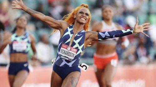 "Sha'Carri Richardson America's Fastest Woman Says She's ""That Girl"""