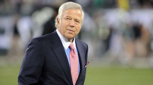 JAY-Z, Meek Mill, Michael Rubin & More Buy 80th Birthday Bentley for Patriots Owner Robert Kraft