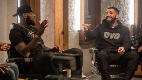 LeBron James, Drake and Maverick Carter Set to Executive Produce 'Black Ice' Documentary