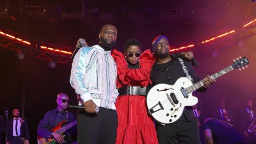 """Pras Michel Details the Fugees Reunion: """"It Just Made Us Feel Good"""""""