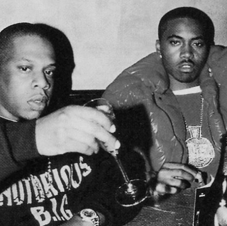 """Nas In 2001 Interview: Jay-Z Said He Was Better Than B.I.G., 2Pac And DMX Fans Were """"Starving Street N****s"""""""