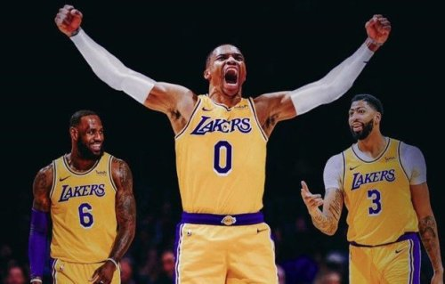 SOURCE SPORTS: Russell Westbrook Reportedly Met Up With LeBron James And Anthony Davis Before Lakers Trade