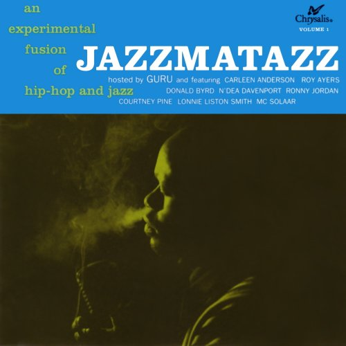 Today in Hip-Hop History: Gangstarr's Guru Dropped His 'Jazzamatazz: Vol. 1' LP 28 Years Ago