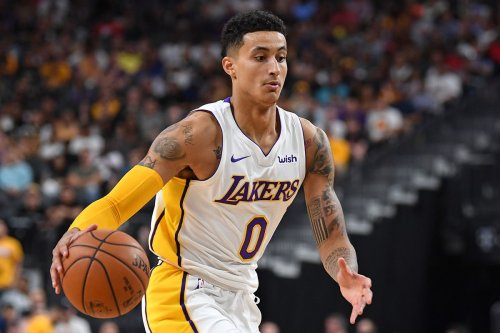 SOURCE SPORTS: Lakers Reportedly Tried to Trade Kyle Kuzma For a Lottery Pick In Upcoming NBA Draft