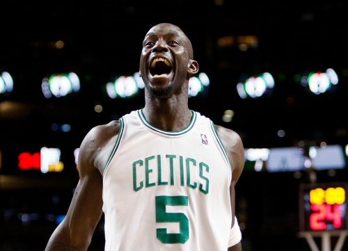 SOURCE SPORTS: Kevin Garnett Shows Love To Former Teammates Paul Pierce And Ray Allen
