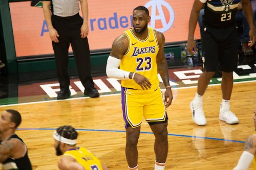 SOURCE SPORTS: Lakers Reportedly Planning On Reducing LeBron James Workload This Season