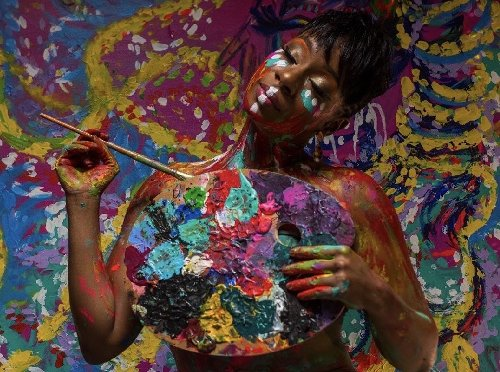 Whitney Austin Transcends Artistic Passion & Purpose To Heal the Black Community