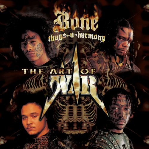 Today in Hip Hop History: Bone Thugs-N-Harmony's Third LP 'Art Of War' Turns 25 Years Old!