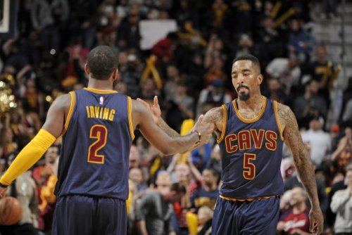 SOURCE SPORTS: JR Smith Tweets His Support For Former Teammate Kyrie Irving On Vaccination Stance