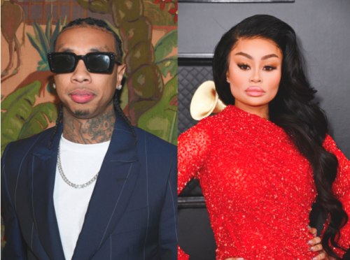 """Blac Chyna Claims Tyga """"Loves Trans"""", Faces Criticism For Outing Him"""