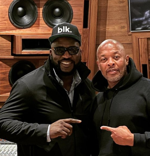 Dr. Dre Spotted With Death Row Records Founder Harry-O
