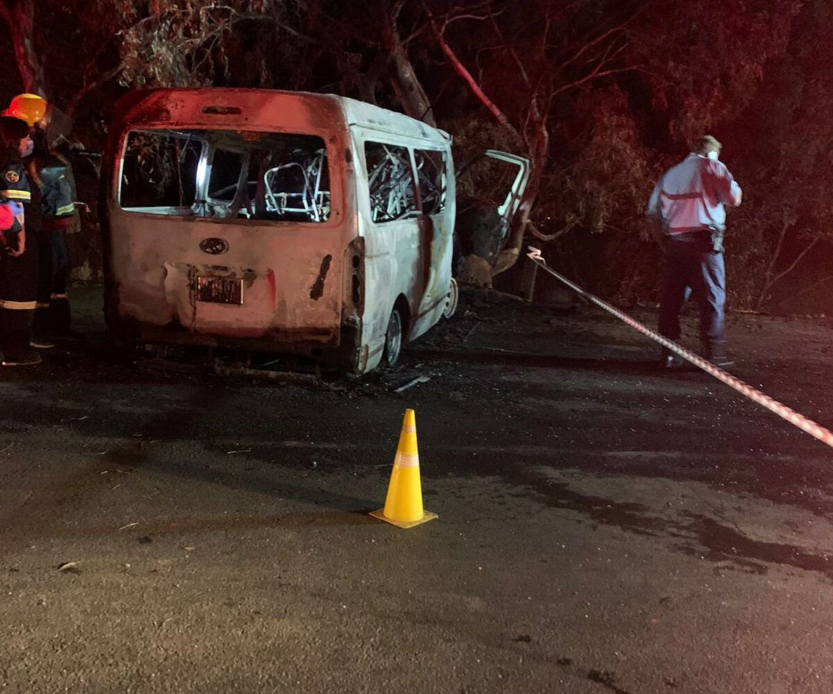 Horrific accident! Six killed, five others including a child severely injured