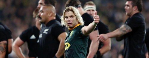 Springbok injury blow: Faf de Klerk OUT for FIVE months!