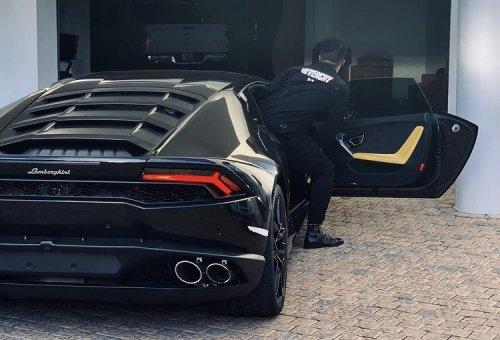 Andile Mpisane's lavish lifestyle: 10 multi-million rand car flexes!
