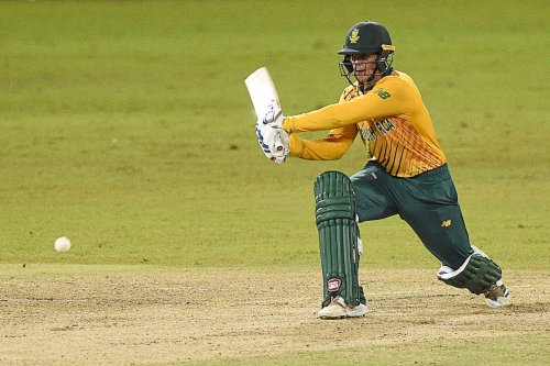 Quinton de Kock poised to make history at T20 World Cup
