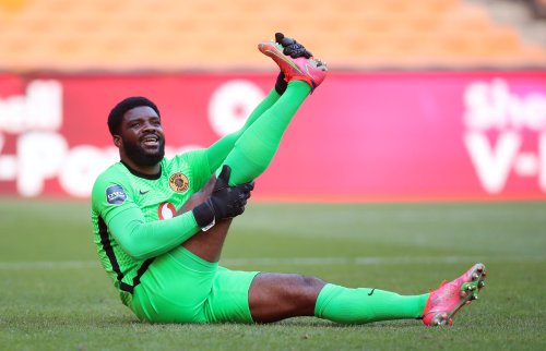 ONE of Kaizer Chiefs' 'Big 4' goalkeepers on his way out of Naturena?