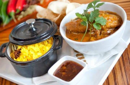 Warm-up this autumn with our selection of aromatic curry dishes