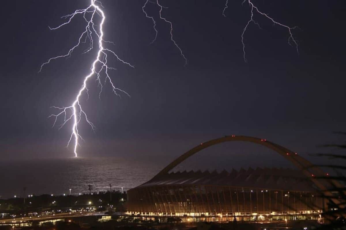 Child and man killed in lightning strikes in KZN storms