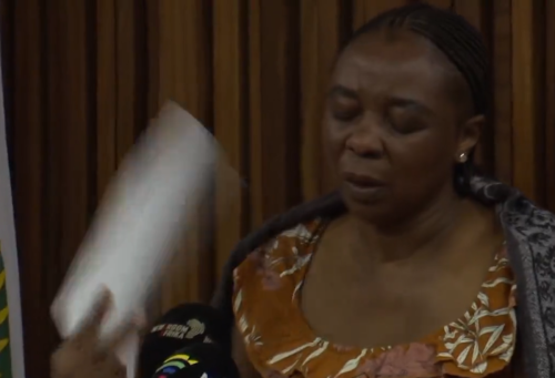 Watch: Rosemary Ndlovu blasted for 'bad acting', 'faking illness' in court