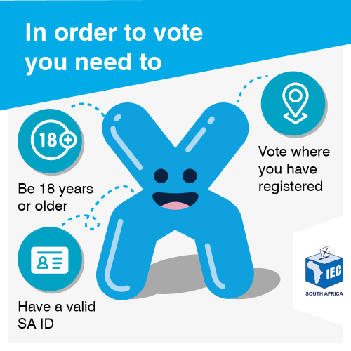 Do's and don'ts of voting on 1 November