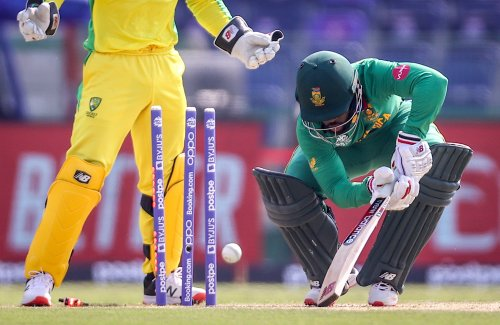 LIVE | Proteas v West Indies: T20 World Cup - 26 October 2021