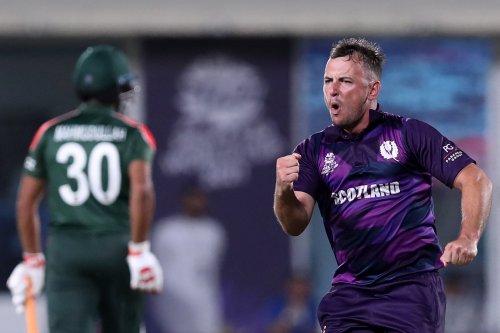 SA-born Greaves stars as Scotland stun Bangladesh in T20 World Cup