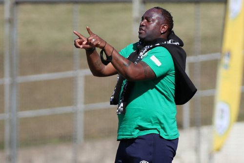 AmaZulu in a bad space - and it's beginning to show in Benni McCarthy's actions