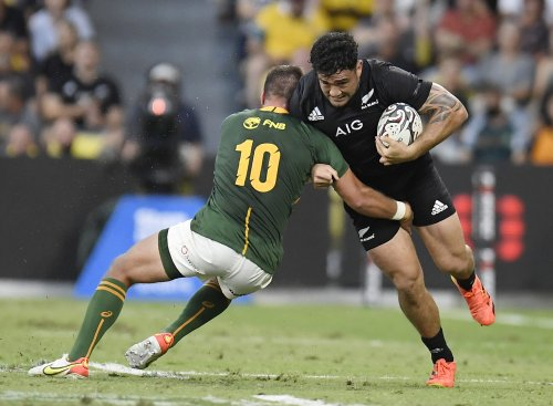 Springboks lose Rugby Championship title after narrow All Blacks defeat