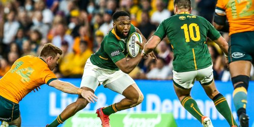 Springbok coach Jacques Nienaber pulls no punches, offers no excuses
