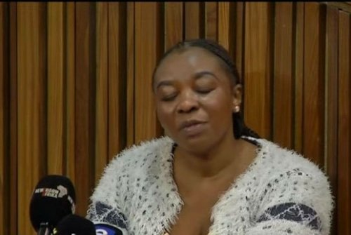 Tears, new hair, shackles: Alleged family killer Nomia Ndlovu in more court drama