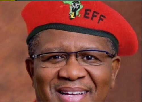 OOPS! ANC's Mbalula mistakenly tells people to vote EFF