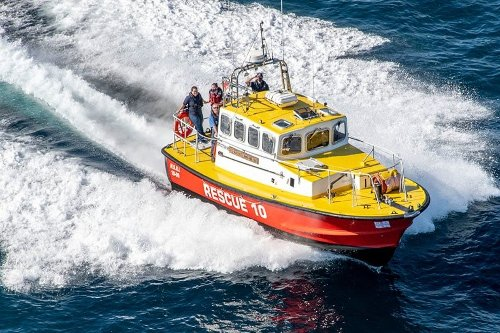 Canadian woman leaves R20 million to the NSRI, vessel named in her honour