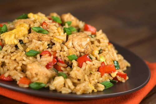 Better than Takeout: Classic Chicken Egg-Fried Rice Recipe