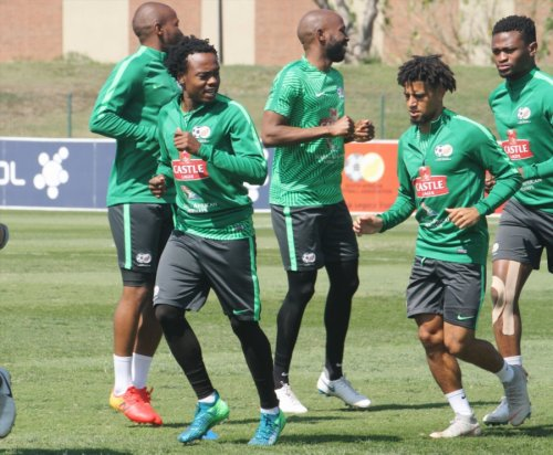 BREAKING: Percy Tau is back! Keagan Dolly earns call-up, Orlando Pirates player dropped from Bafana Bafana