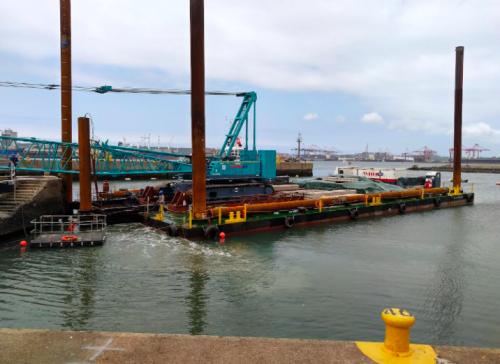 Durban Port gets new R127 million tug jetty