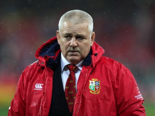 British & Irish Lions show their hand with team to face Japan