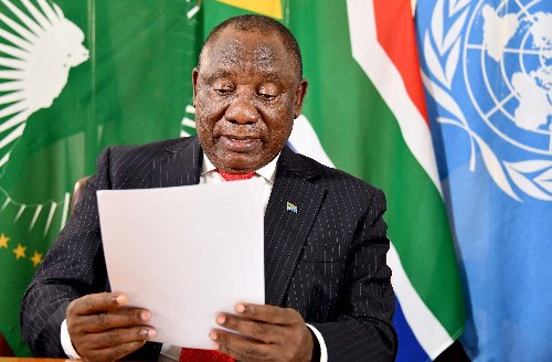 Ramaphosa 'just a signature away' from enforcing two NEW LAWS in SA