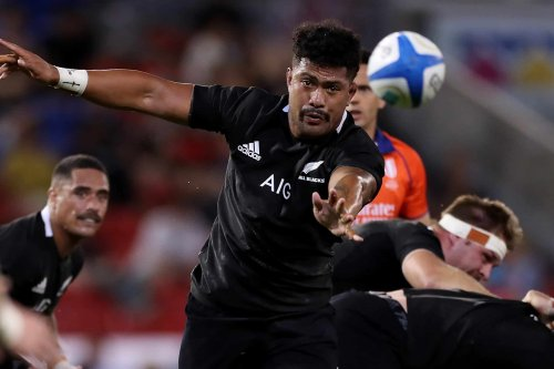 All Blacks make LATE captaincy change ahead of end-of-year tour