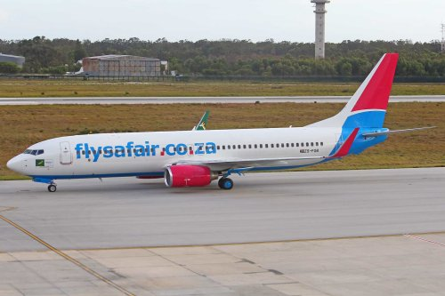Newcomer to the City of Roses: FlySafair adds Bloem to route network