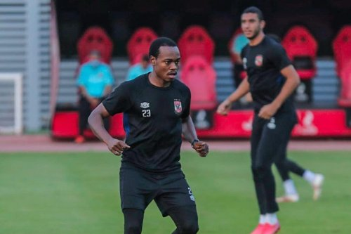 Watch: Percy Tau grabs a brace in incredible Al Ahly debut