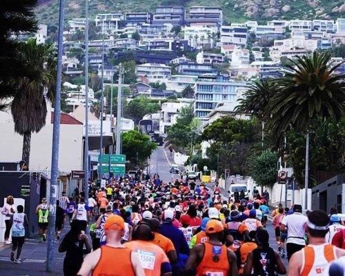 Cape Town Marathon result: Stephen Mokoka wins in a wet Mother City
