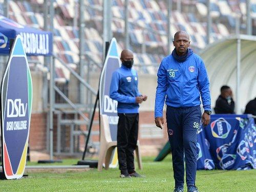 Chippa United's Siyabulela Gwambi takes positives from Mamelodi Sundowns loss